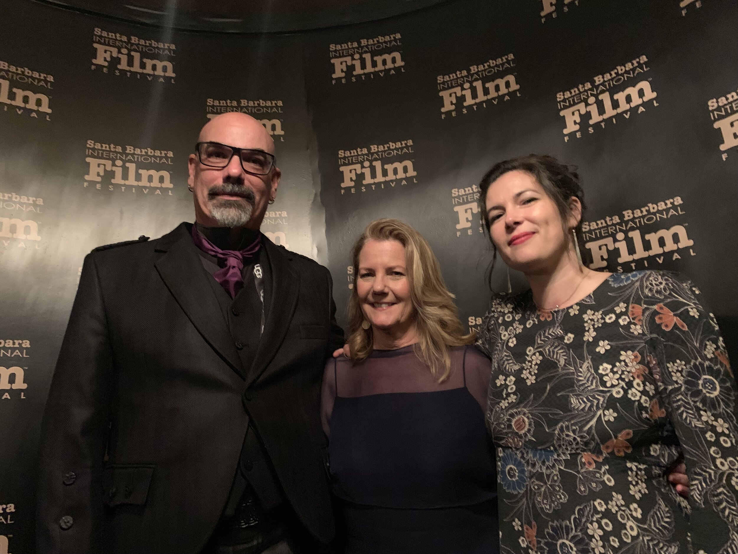 Editor Brent Sumner, Director Mimi Degruy and Additional Editing Esther Shubninski