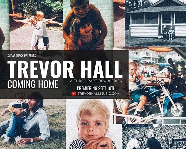 "grab your popcorn 🍿 the three part docu-series entitled ""Coming Home"" premieres September 10th!!! the series reflects on my journey as a touring musician, from my small town roots to rediscovering my identity as an artist and my connection to music. i'm so grateful for our good friends at @sugarshacksessions for documenting the journey and helping me reflect on what home means to me. can't wait for you all to seeeeeeeeee ❤️"