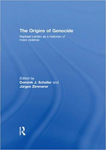 Lemkin as a Historian of Mass Violence