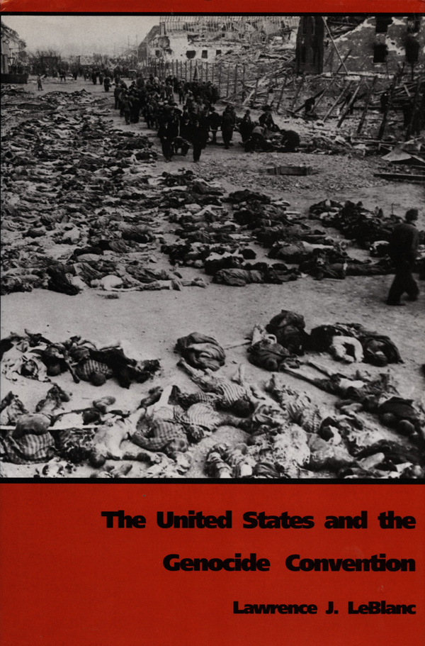 The US and the Genocide Convention