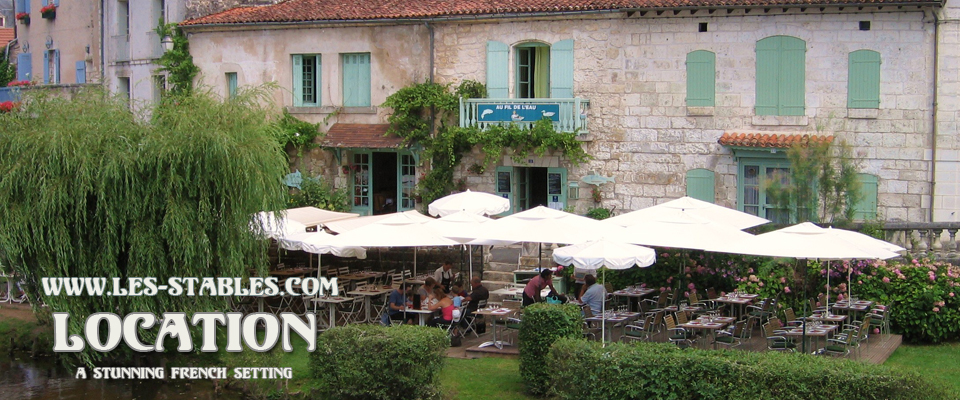 restaurants in brantome - Plenty of restaurants in Brantome to chose from if you want a night out
