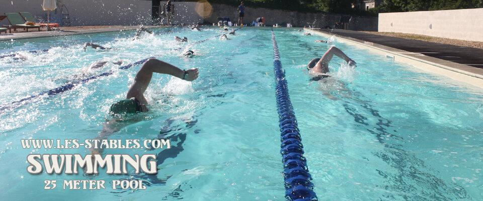 swim session