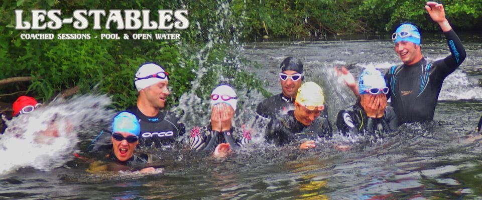 fun open water swimming
