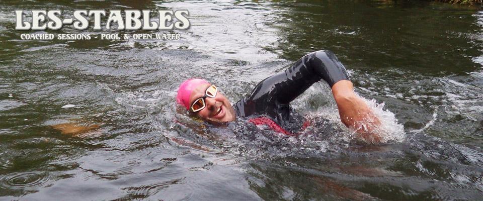 love open water swimming