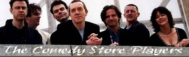 Lee Simpson, Paul Merton, Neil Mullarkey, Jim Sweeney, Richard Vranch, Andy Smart, Josie Lawrence.
