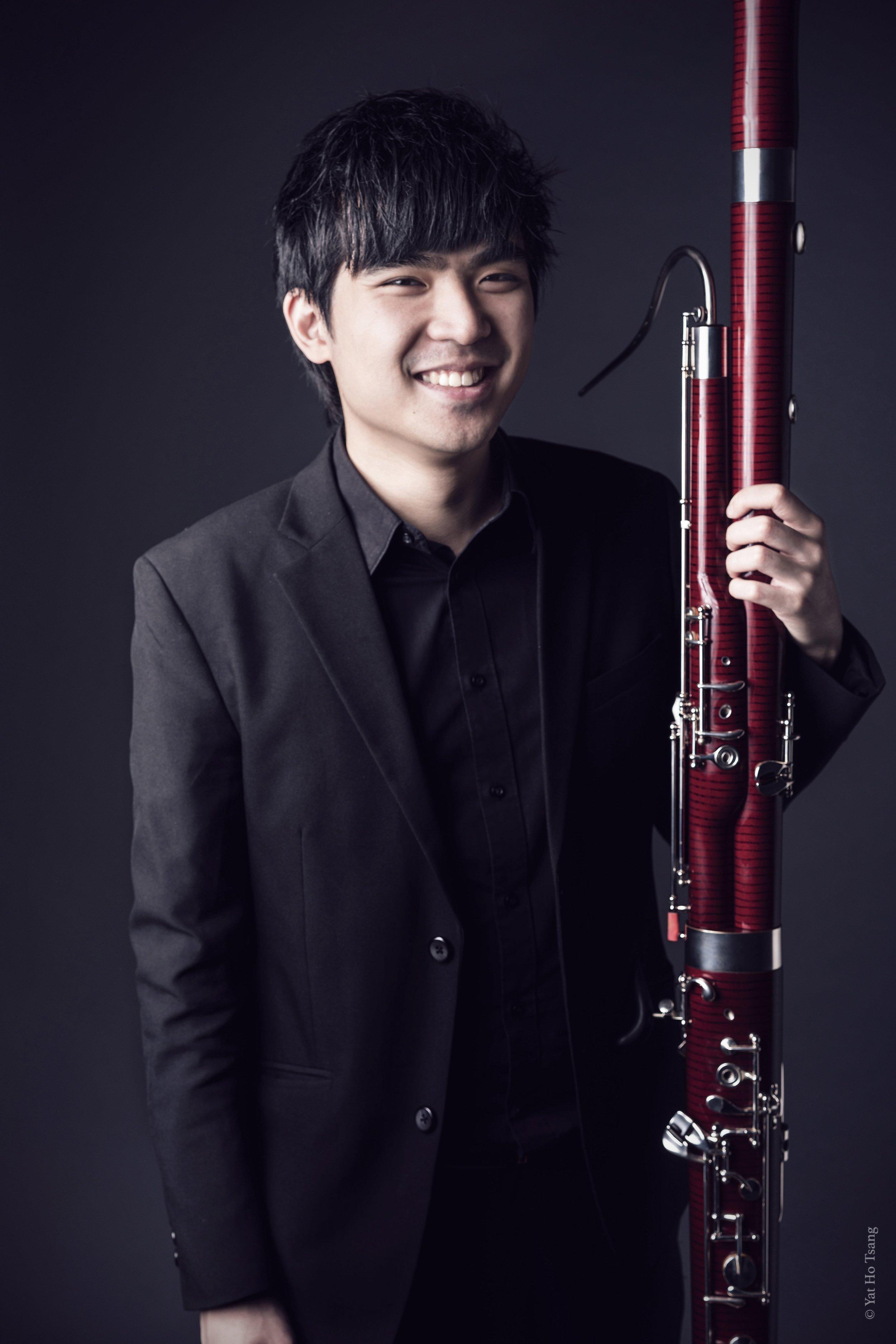 Timothy Chan - bassoon