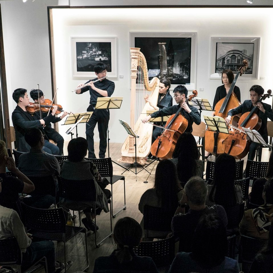 PCMF FESTIVAL EVENT 04 - Feature Concert III : NOVA Ensemble