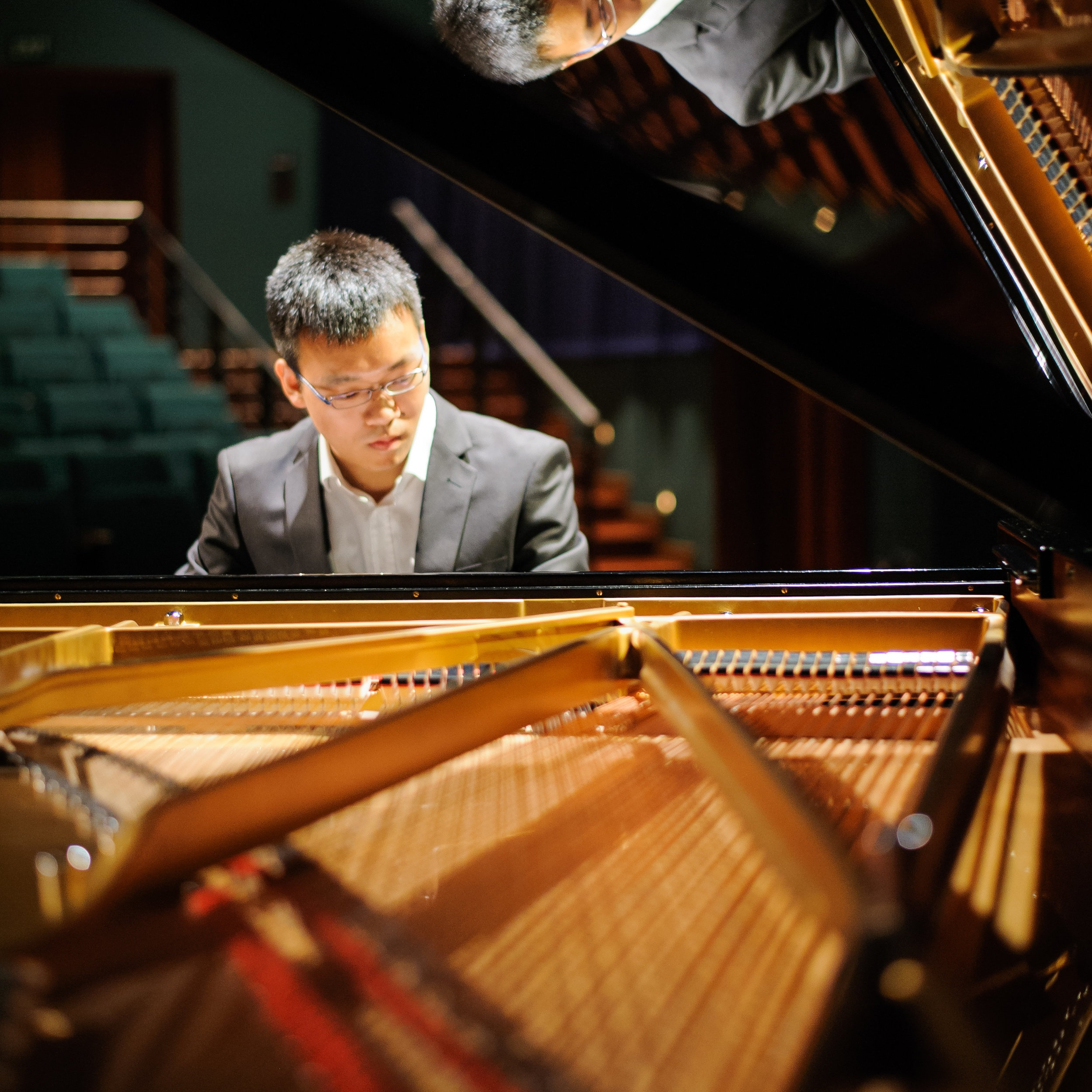 PCMF AFFILIATE EVENT 02 - Piano recital by Thomas Ang