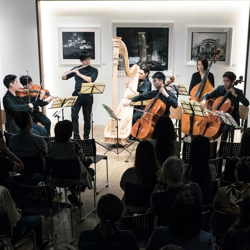 PCMF FESTIVAL EVENT 01 - Opening Concert : Felix Del Tredici X NOVA