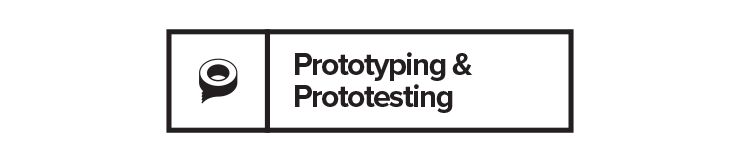 The fast, cost-effective development and testing of prototypes of both physical and digital products.