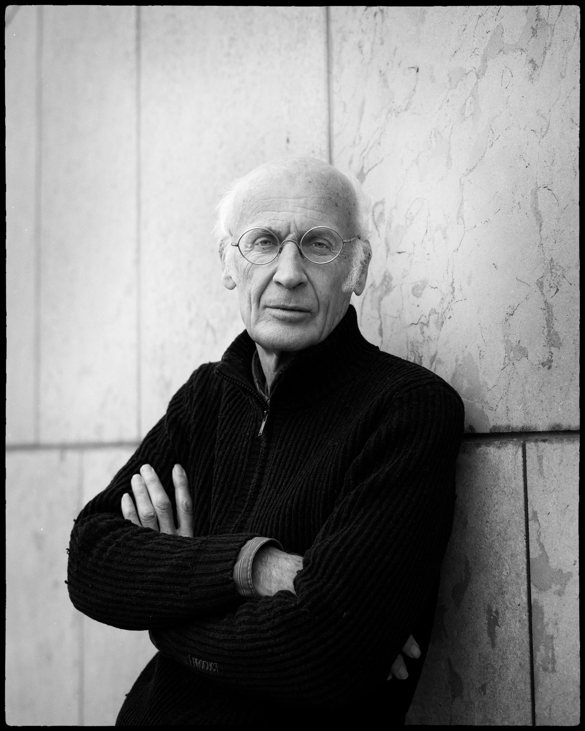 Portraits Black White Marc Driessen