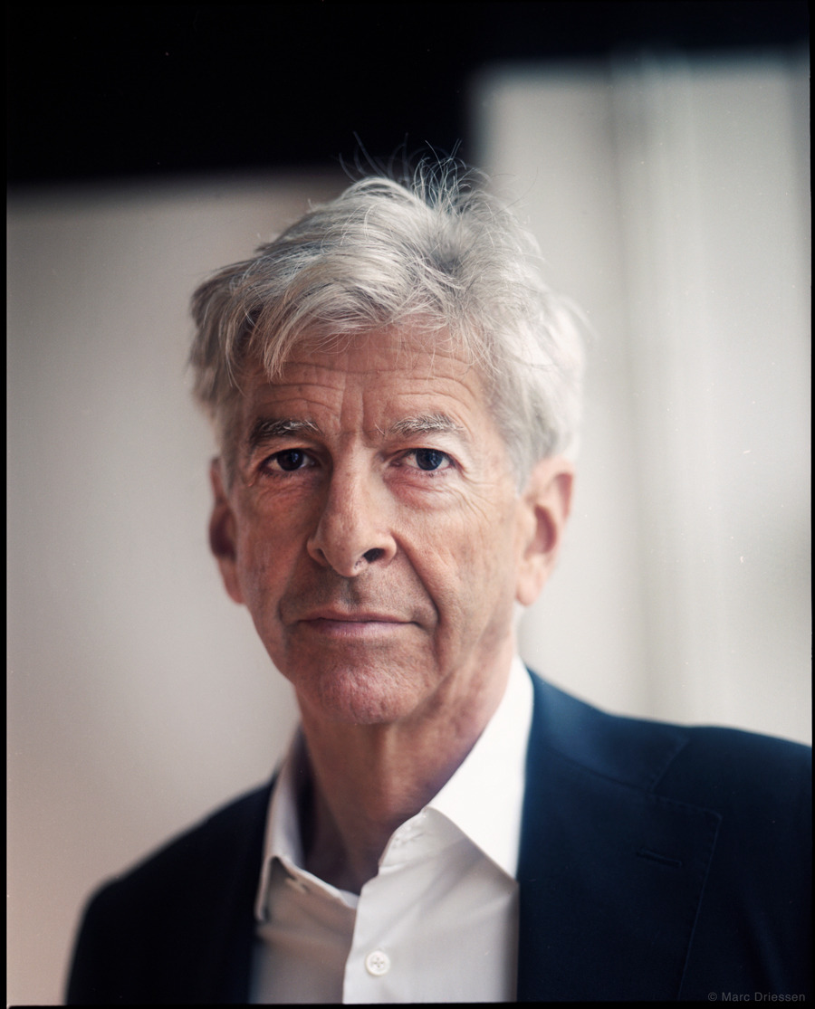 Ronald Plasterk, in opdracht van Het Parool. © Marc Driessen 2018