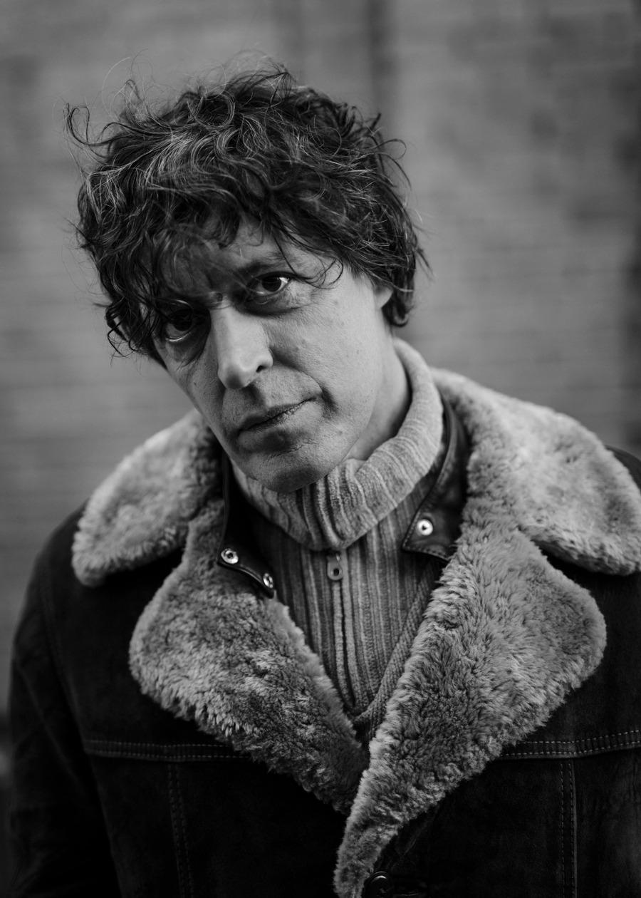 Zanger muzikant, Richard Jansen, Februari 2018.