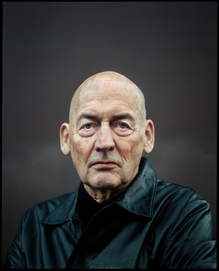 December 2017. Architect Rem Koolhaas. In opdracht van Het Parool.