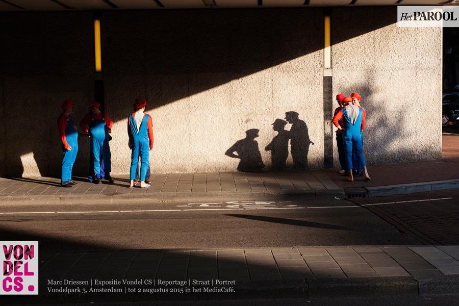 Het getoonde werk in de expositie is een overzicht van portret, reportage en straatfotografie van de laatste jaren.Het werk van Marc kenmerkt zich door een sobere manier van werken, zoveel mogelijk met beschikbaar licht en altijd op zoek naar een ongedwongen combinatie van vorm en moment. De expositie is tot 2 augustus gratis te bezichtigen in het MediaCafé.