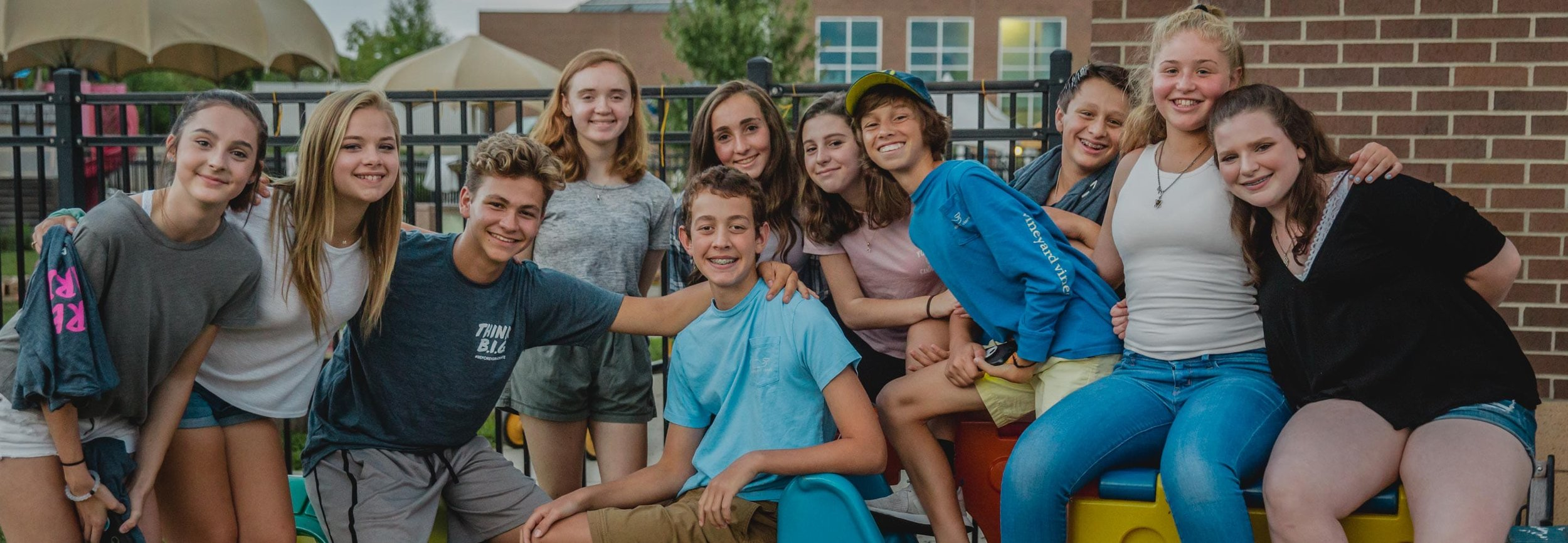 Mercaz will feature a class that connects our students to the  Cincinnati Jewish Teen Collective.