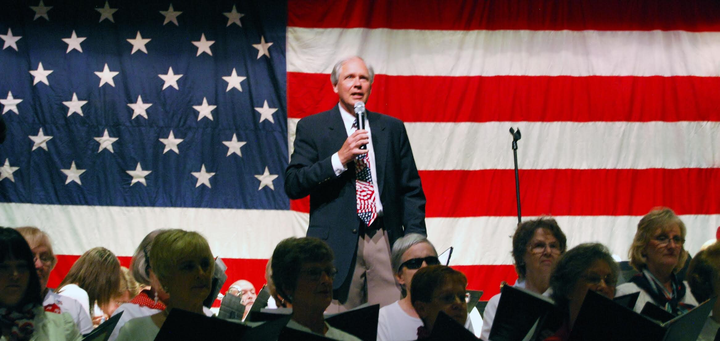 """05/19/2020 7:30pm Rome City Auditorium    """"This is OUR Country Patriotic Concert""""   NW GA Winds and guests honor our veterans and celebrate our beautiful country.  Free Admission"""