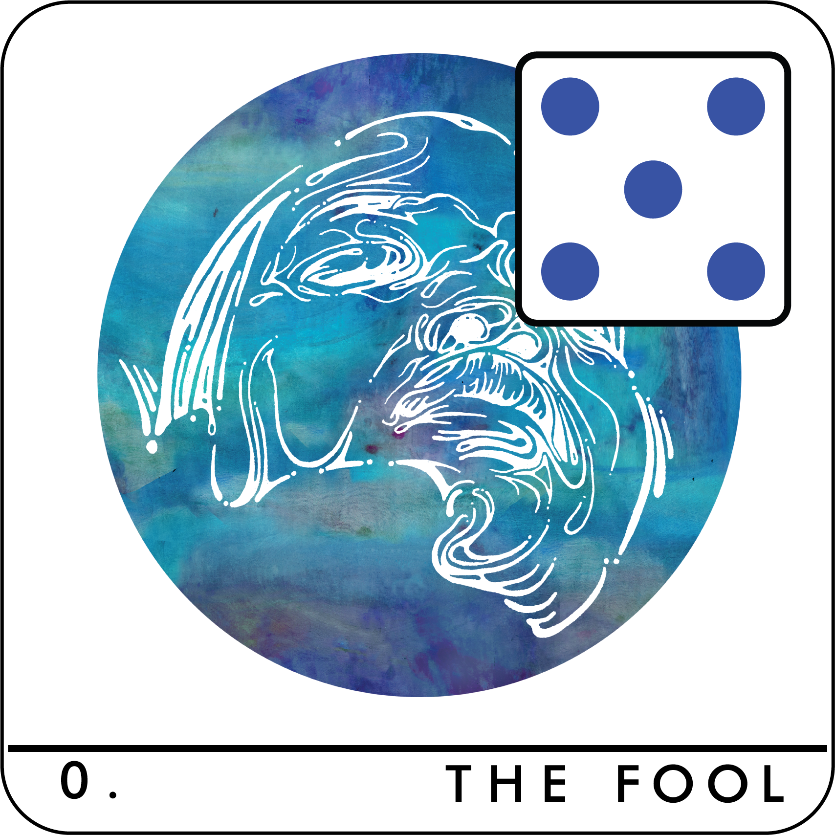 When you do, roll and place the Fool die on The Fool.