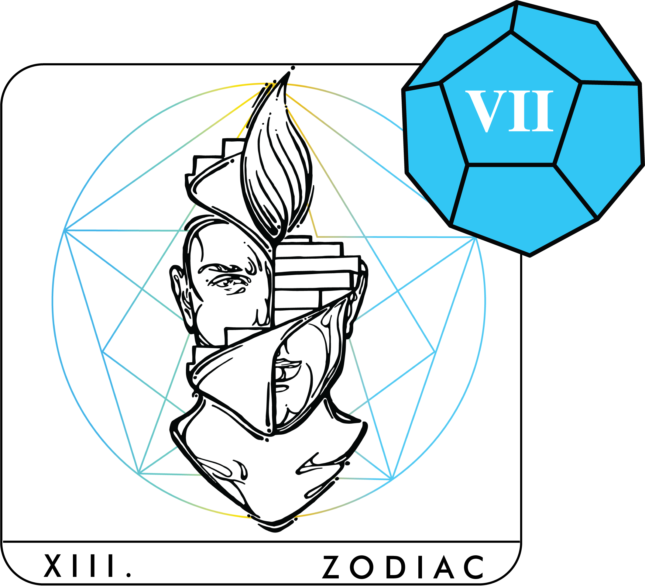 After you roll the Zodiac die, place it face up on XIII. Zodiac until you choose to activate its effects.