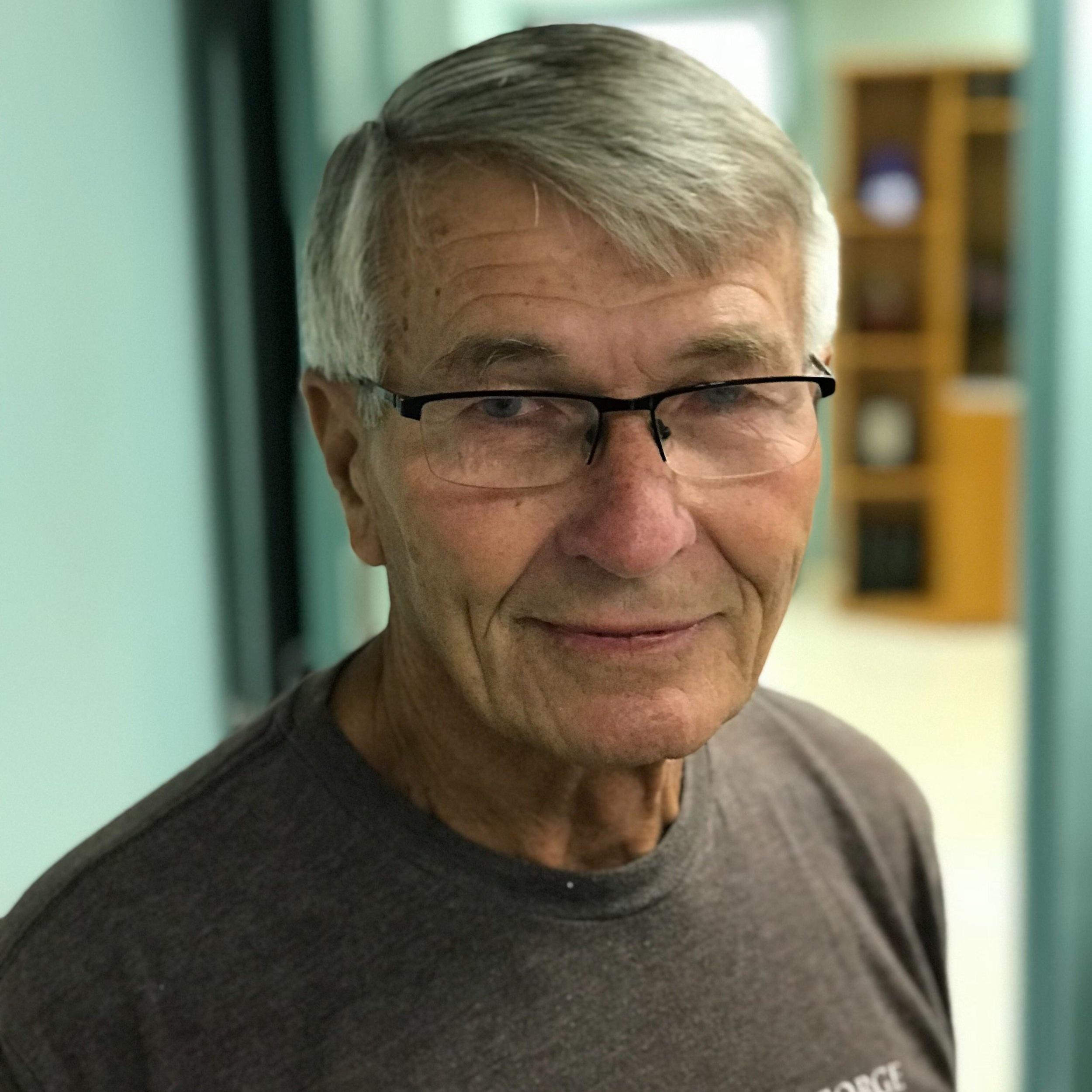 Charlie Harmon: Treasurer   Original race director