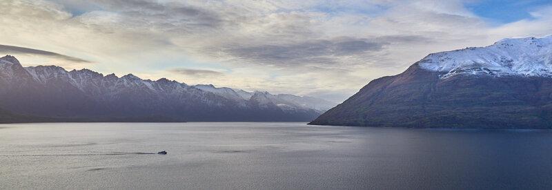 Image of the Month Prue Bassett, Lake Wakatipu
