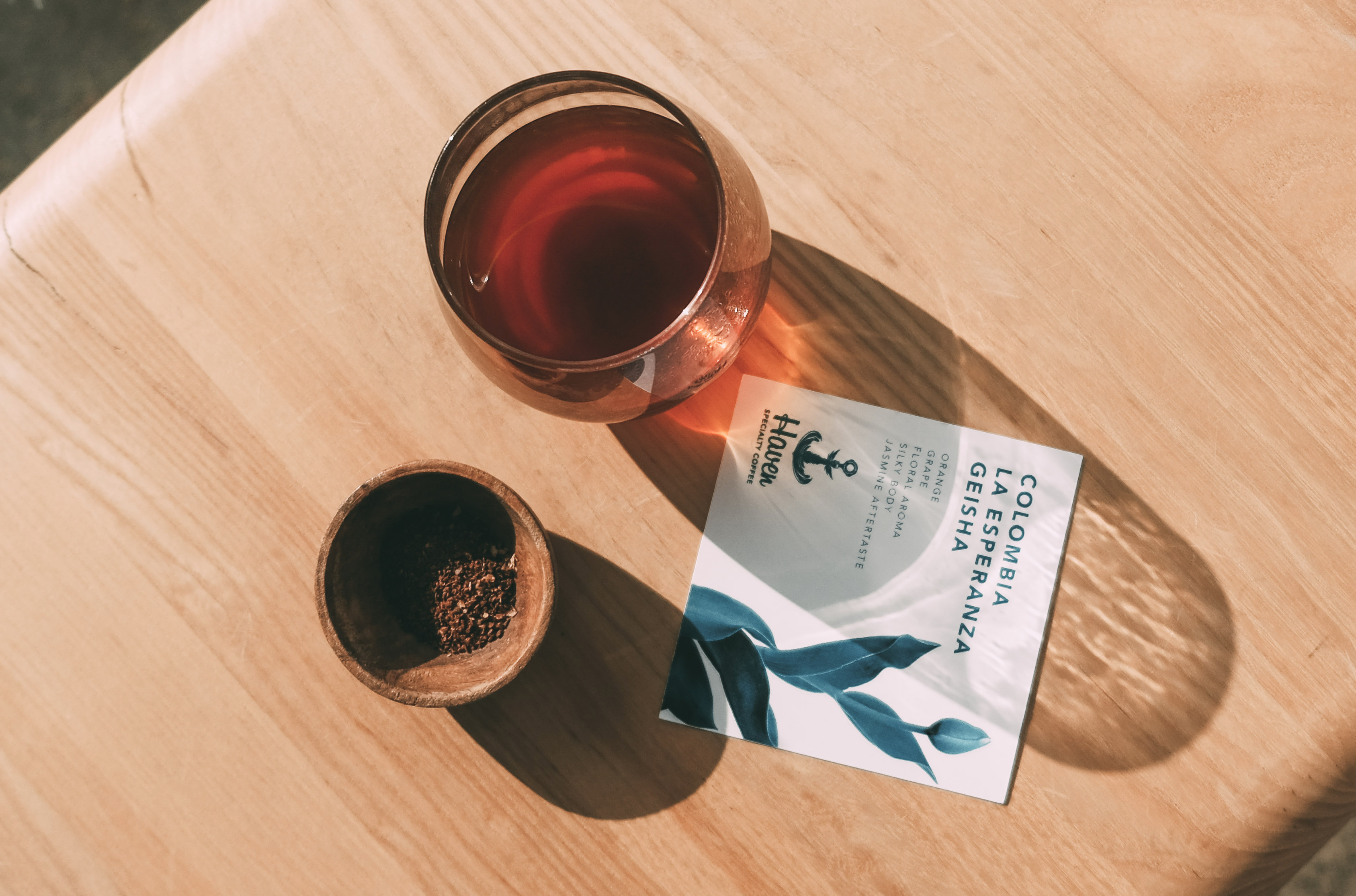 'Filter coffee' by Haven Specialty Coffee