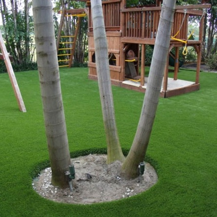 Playground Turf - A safe play space in your own backyard.
