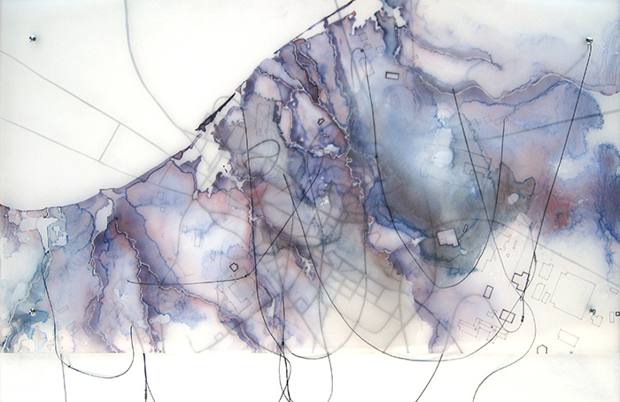 Tidal Network (Closer View)