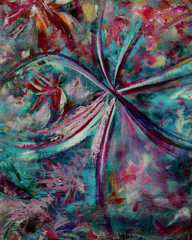 acrylic paintings -