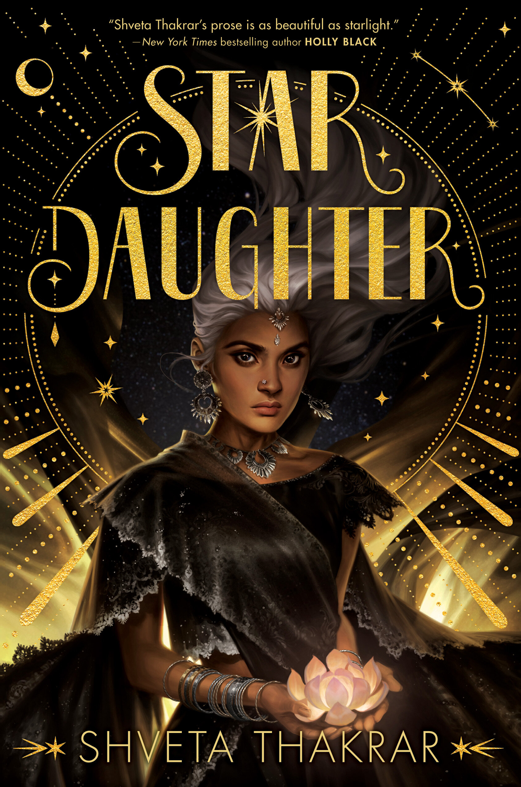 STAR DAUGHTER — Shveta Thakrar