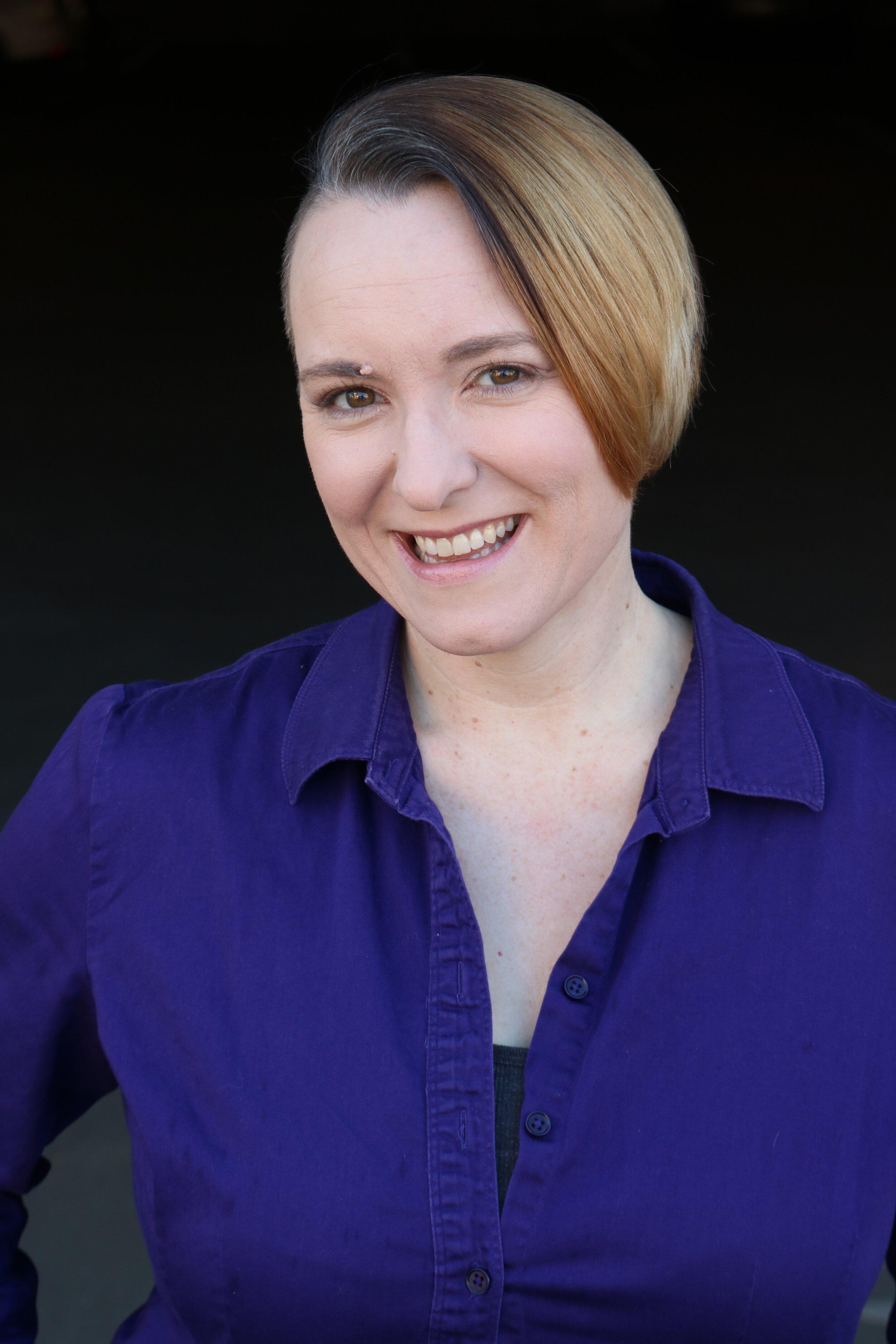 Valerie Rachele, stage director
