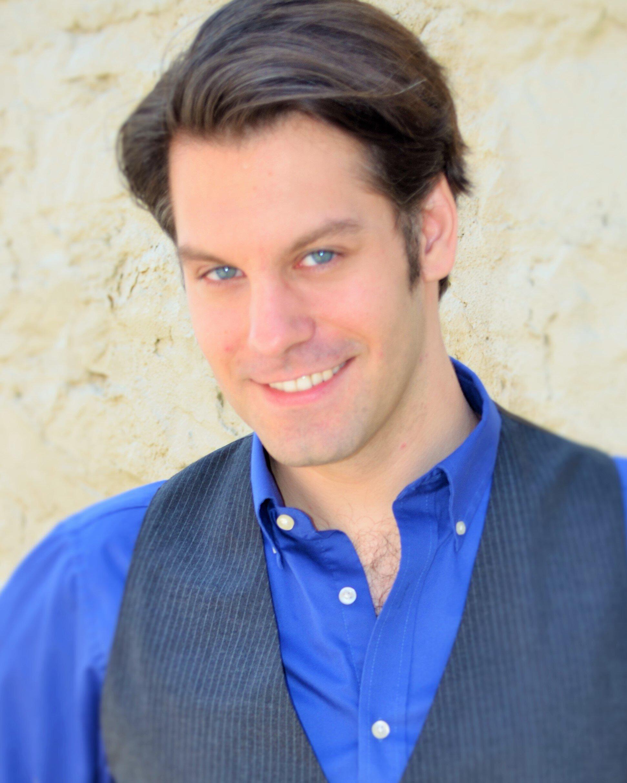 Patrick McNally, baritone
