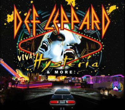 Def Leppard - Viva Hysteria | Cinema, DVD
