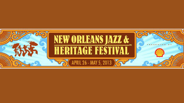 New Orleans Jazz Festival 2013 | Television