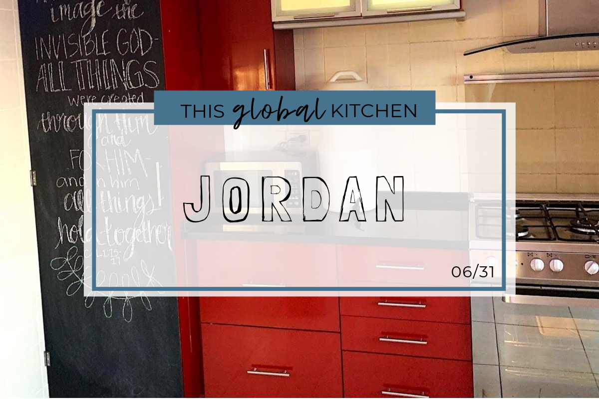 This Global Kitchen Jordan