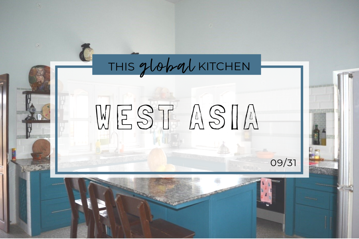 West Asia This Global Kitchen Profile