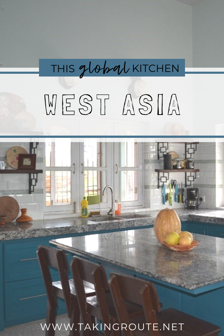 Pin This Global Kitchen Day 9 West Asia