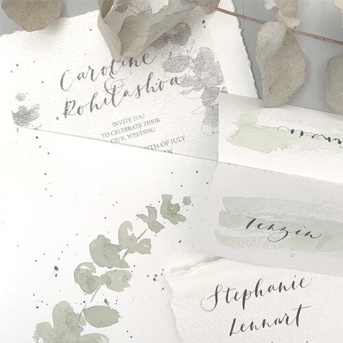 Wedding stationary -