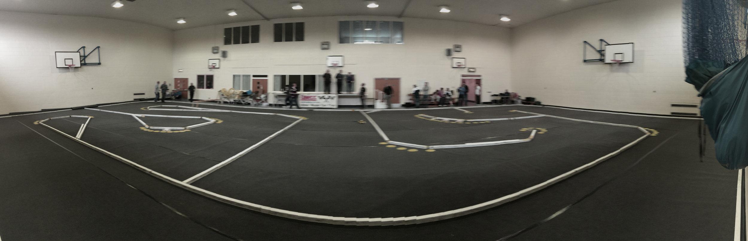 Indoor Facilities at Wellington College Belfast