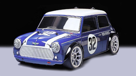 What we race - The Ulster Model Car Club caters for all classes, age groups and abilities