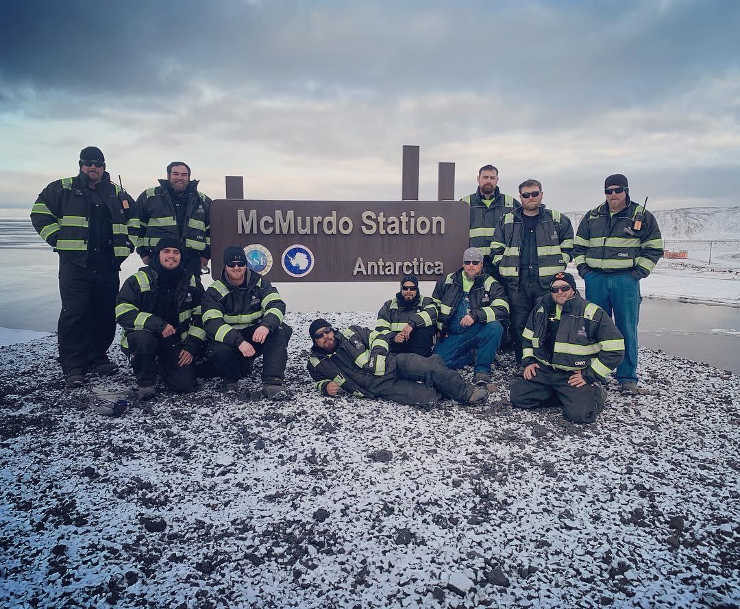 McMurdo Station, Antartica - Design-Build   Phase 1   2018-2019