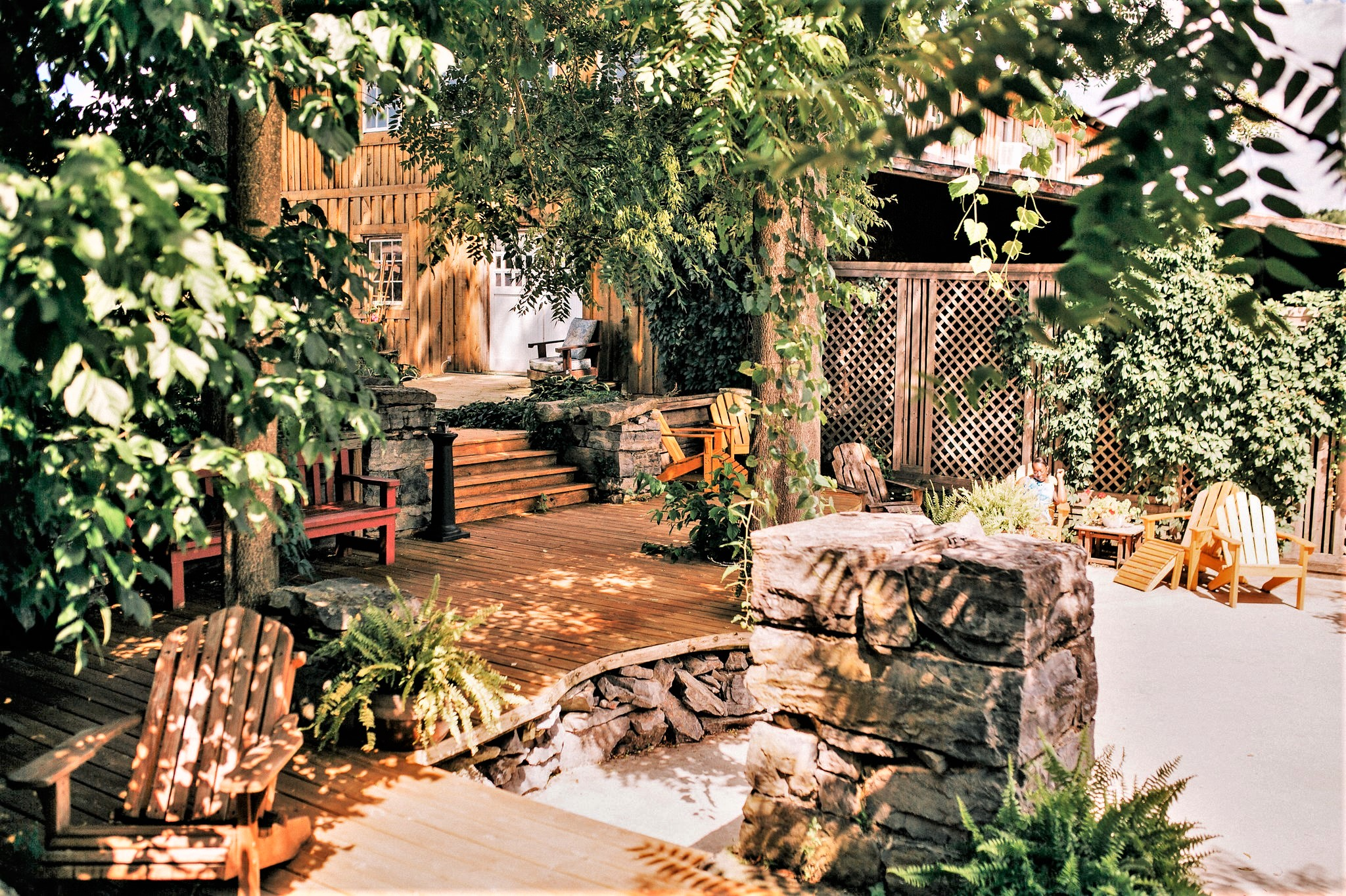 Stone Garden | Virginia Retreat Location Near Lexington | Antonia Albano.JPG