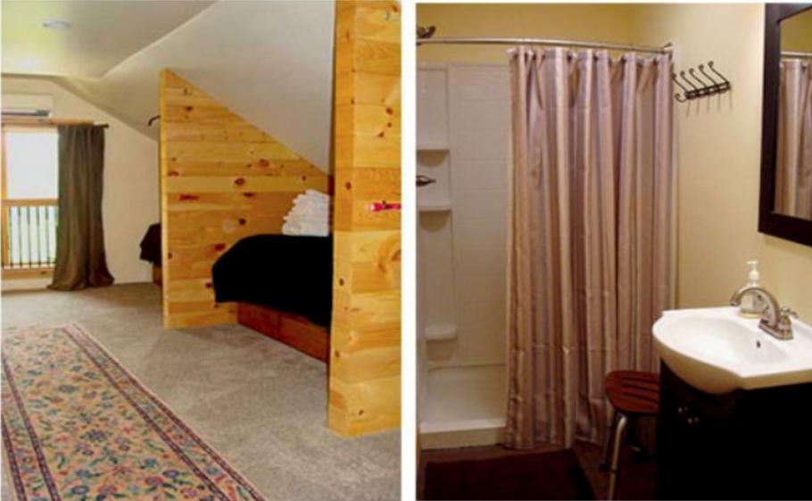 Antonia Albano Retreat   Hay Loft Dorm   Bed and bath.png