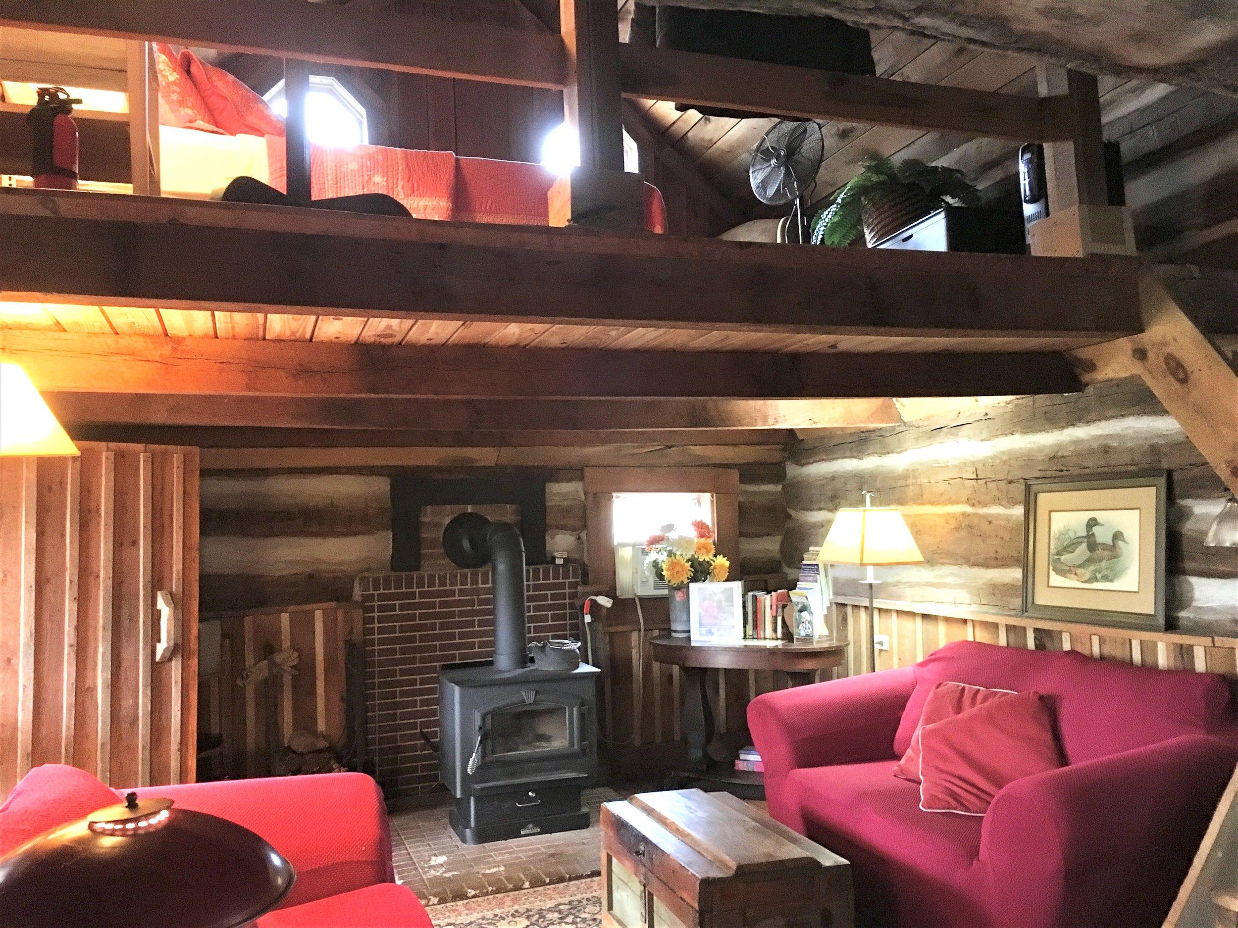 Antonia Albano   Homesteaders   Lower Room & Loft.jpg