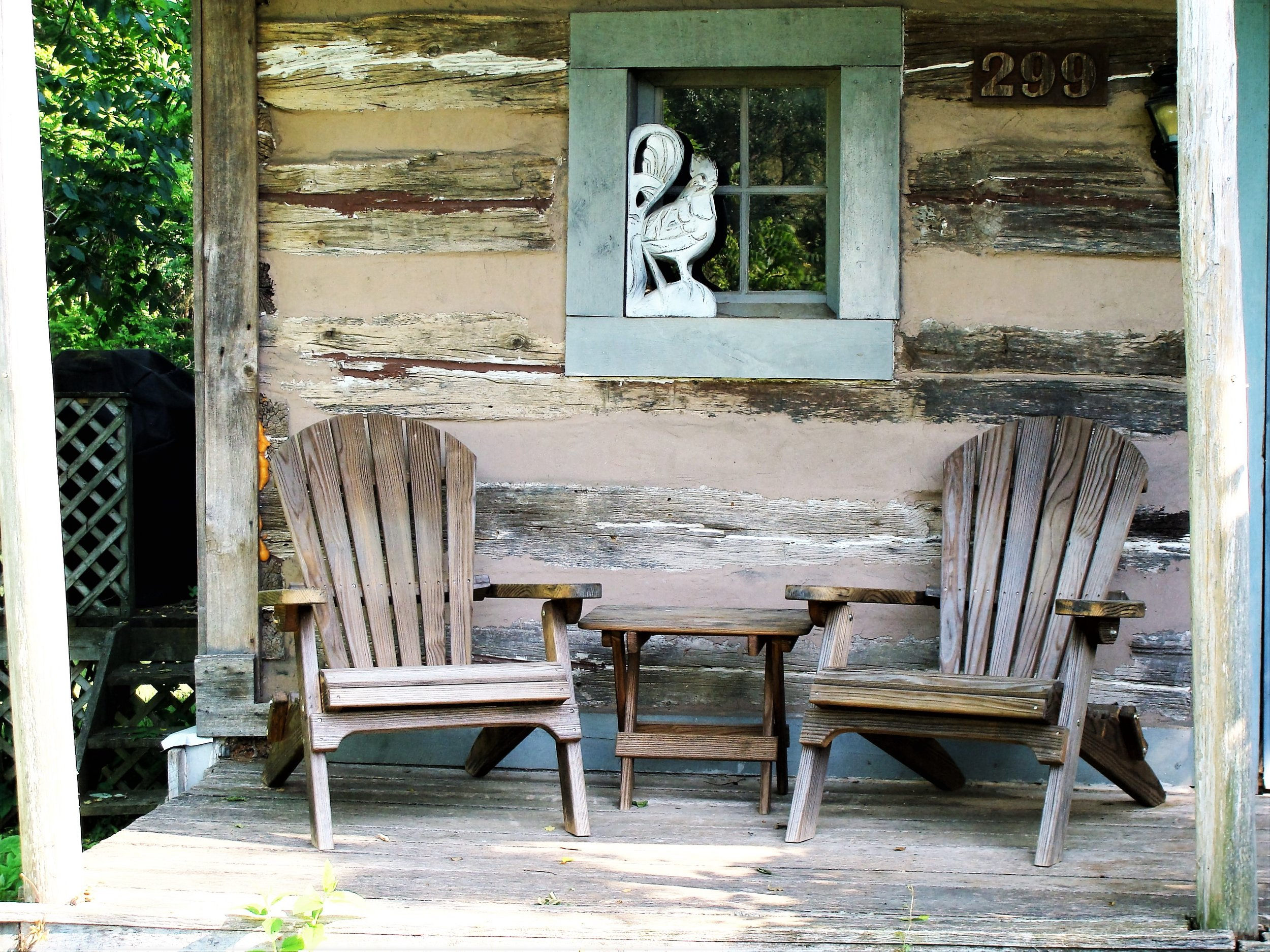 Antonia Albano   Writer's Retreat   Cabin   Only Missing You.JPG