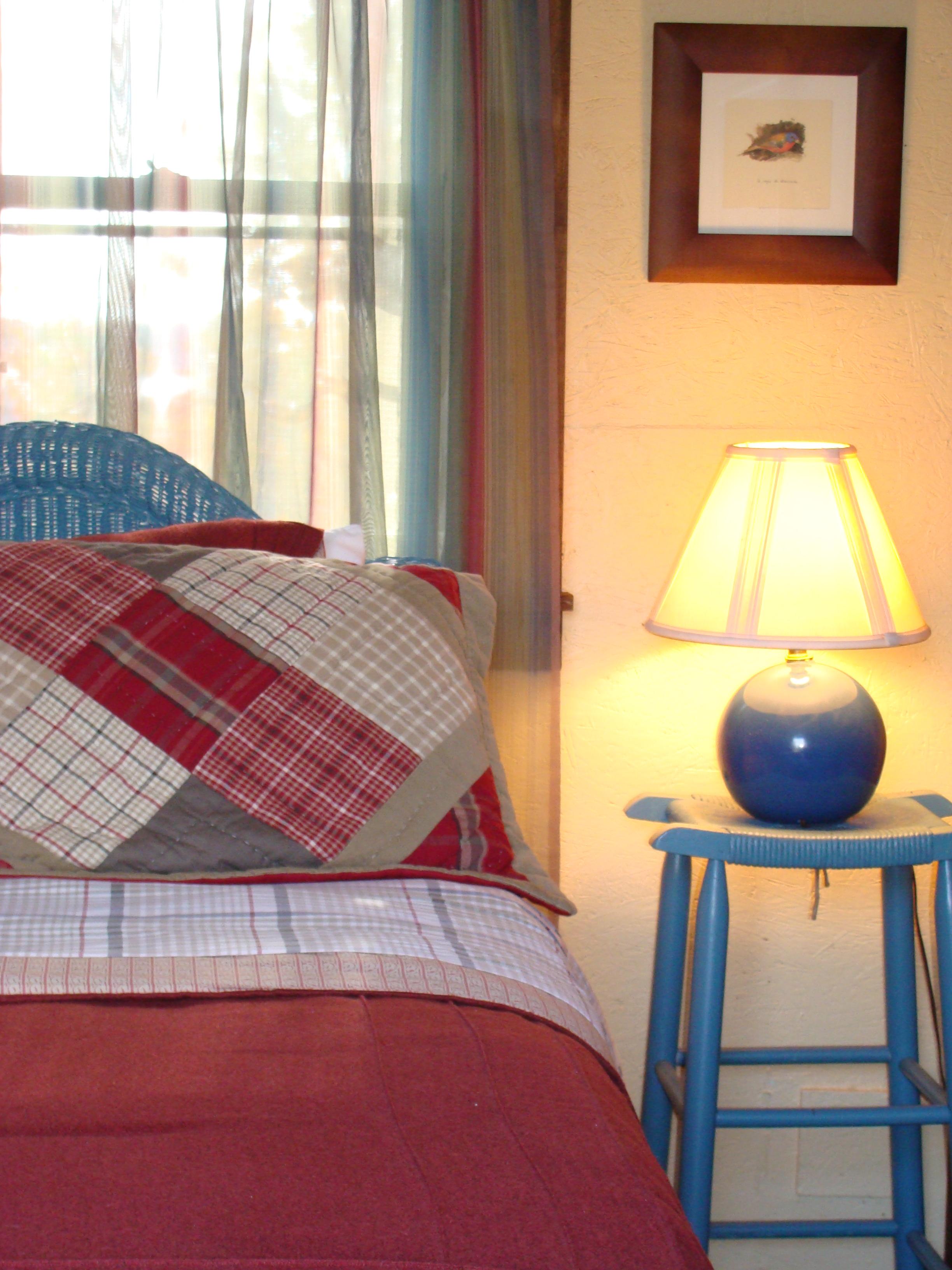 Antonia Albano Retreat   DeHart Cabin   Single Bedroom.JPG