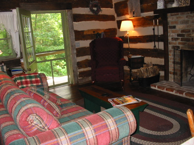 Antonia Albano Retreat   Highlands Cabin   Living Room.jpg