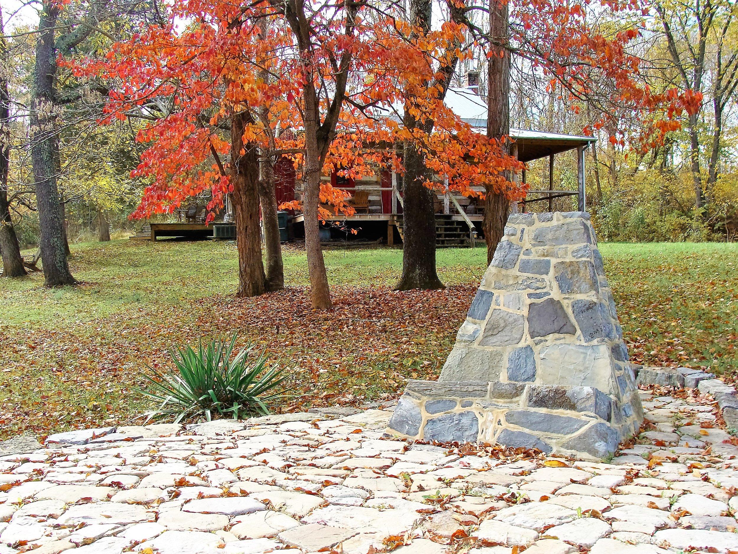 Retreat   Stone Cutters Cabin  Energy Seat.JPG