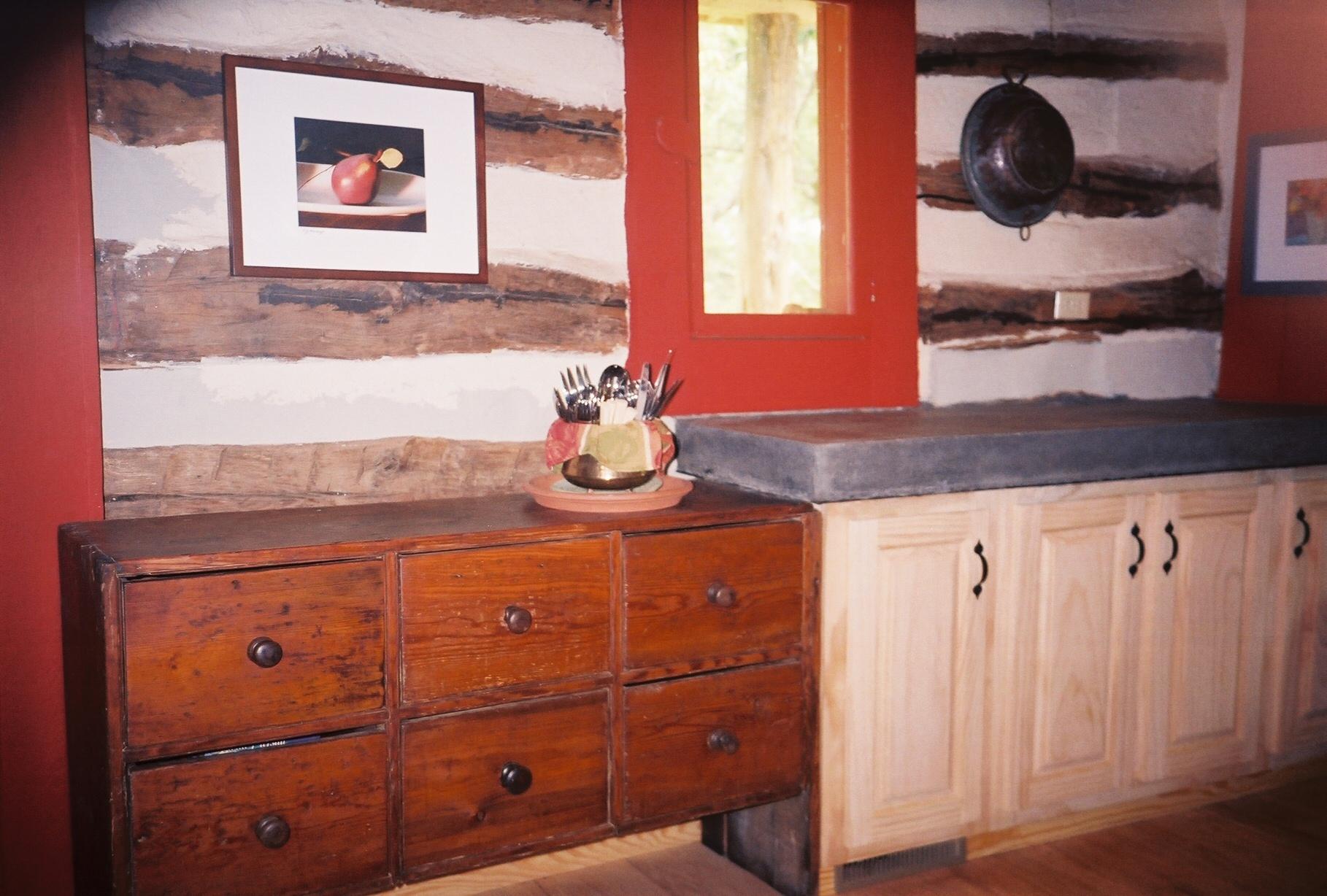 Retreat   Stone Cutters Cabin  Left Side of Kitchen.jpg