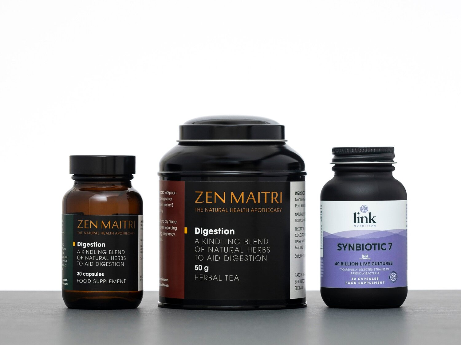 Our Digestion range of products can make a big difference in a short space of time.
